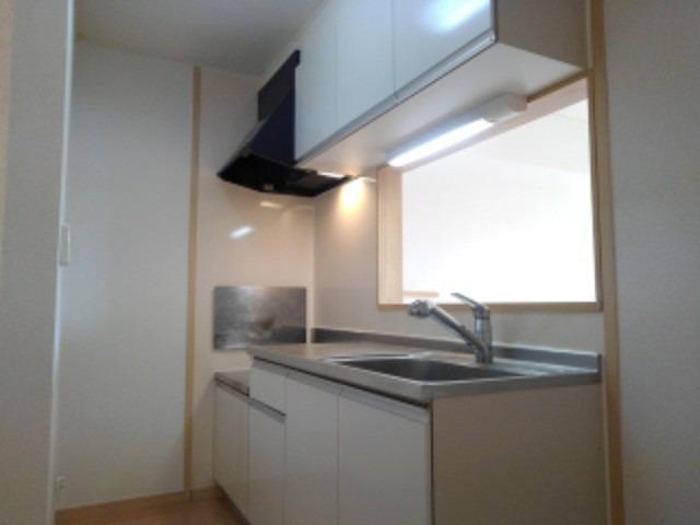 フィオーレWAKO H.S 02020号室のキッチン