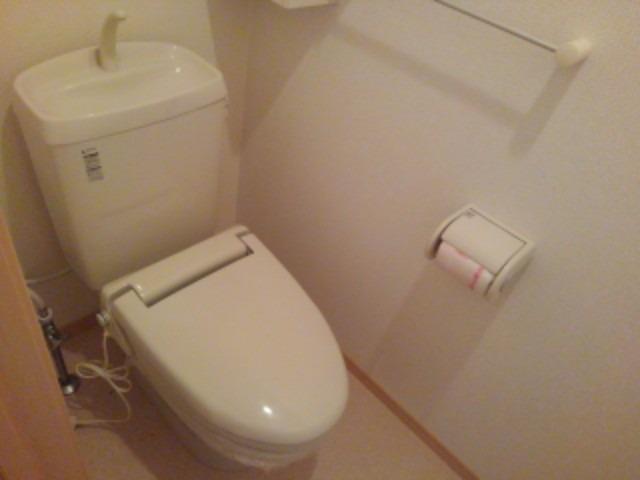 フィオーレWAKO H.S 02020号室のトイレ