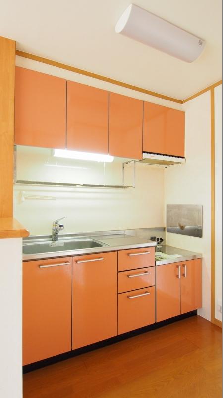 ムイ ビエ-ンA 02030号室のキッチン
