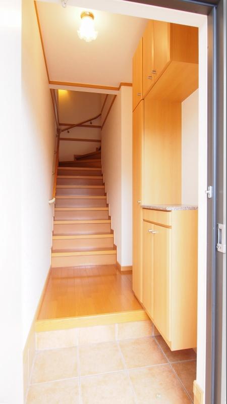 ムイ ビエ-ンA 02030号室の玄関