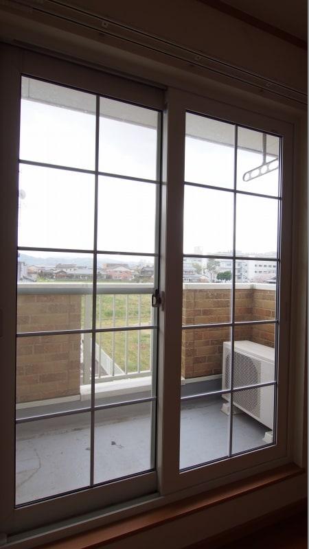 ムイ ビエ-ンA 02030号室のバルコニー