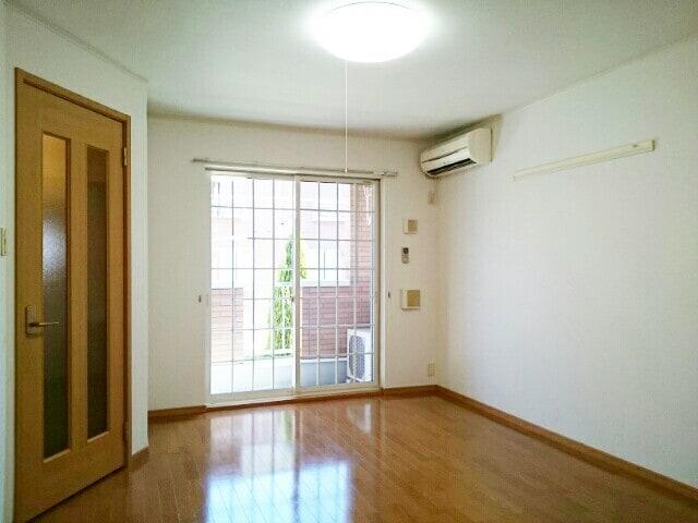 アンソレイエⅢ 101号室のキッチン