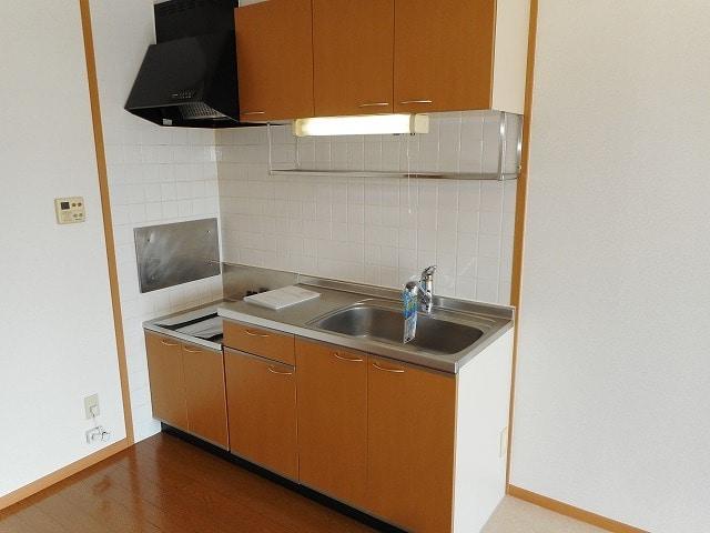 エトワール・パレⅠ 203号室のキッチン