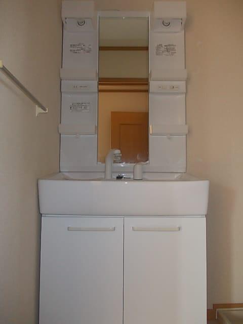 エトワール・パレⅠ 203号室の洗面所