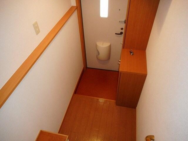 エトワール・パレⅠ 203号室の玄関