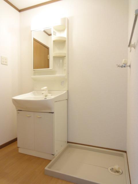 シャン・エトワール 02010号室の洗面所