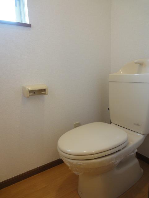 シャン・エトワール 02010号室のトイレ