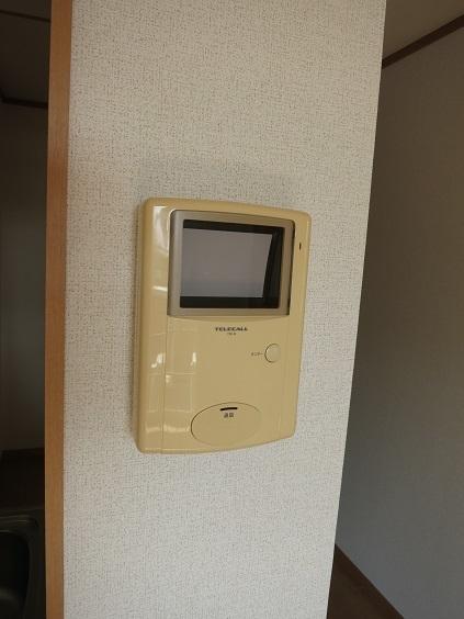 ソレアード B 201号室のセキュリティ