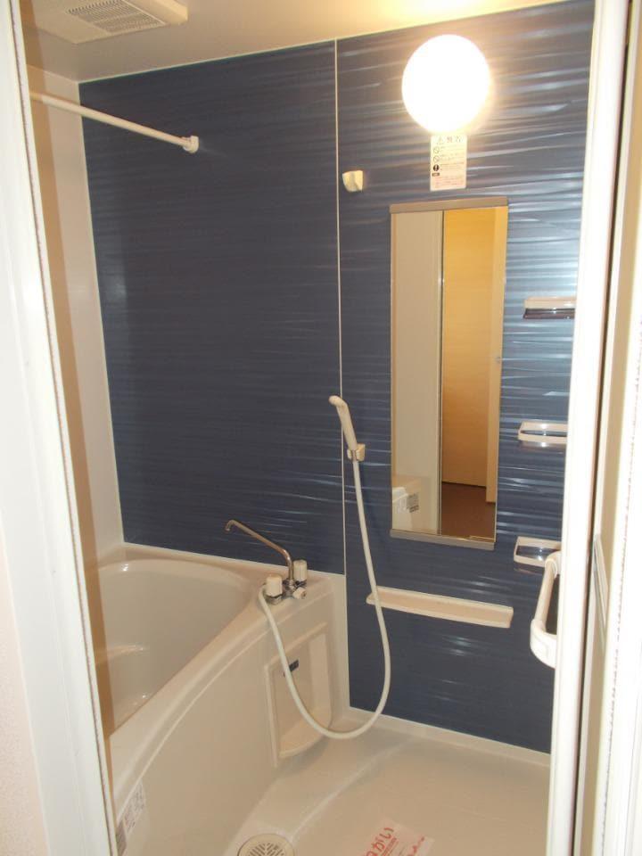 ラ フォンテ 201号室の風呂