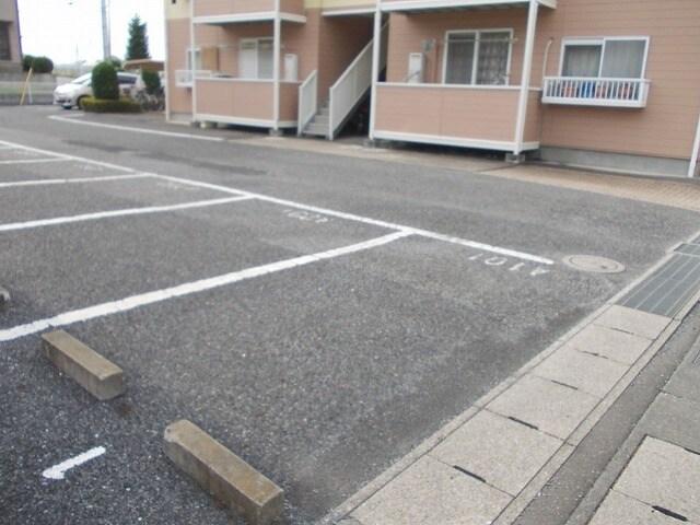 赤坂アーバンライフA 02010号室の駐車場