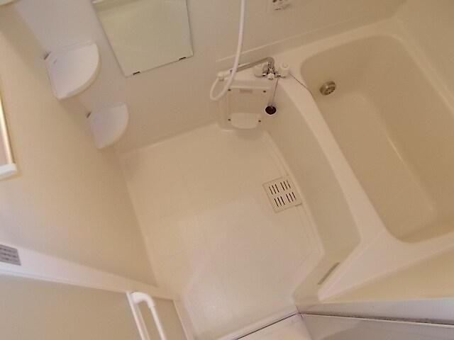 グレイスⅣ 203号室の風呂