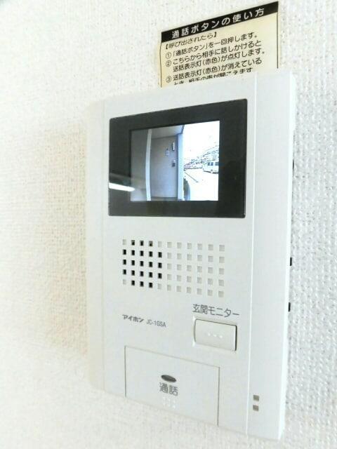グランツ 02020号室のセキュリティ