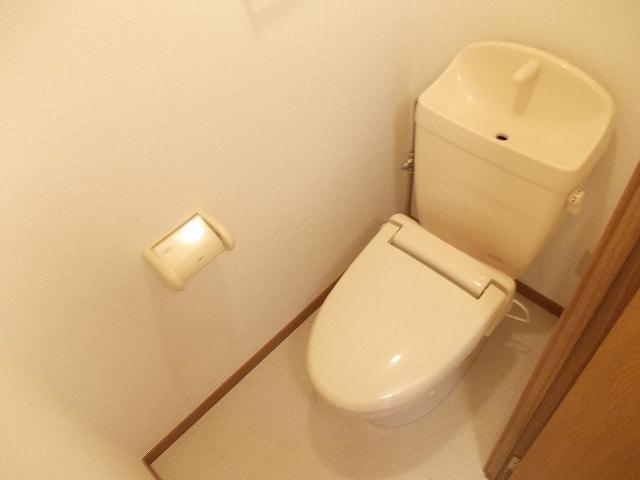 ピュアクエストC 01010号室のトイレ