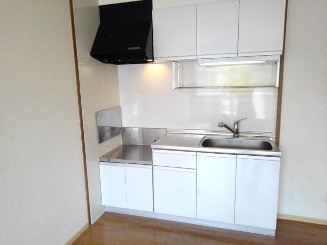 ガーデンロイヤル カトレア館 02020号室のキッチン