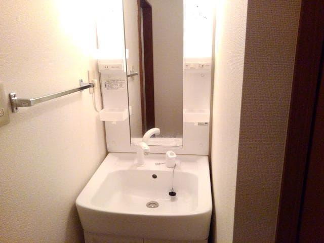 ガーデンロイヤル カトレア館 02020号室の洗面所