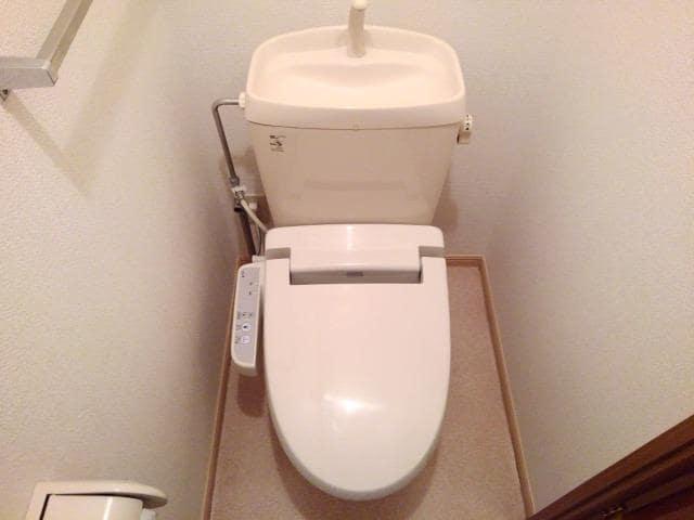 ガーデンロイヤル カトレア館 02020号室のトイレ