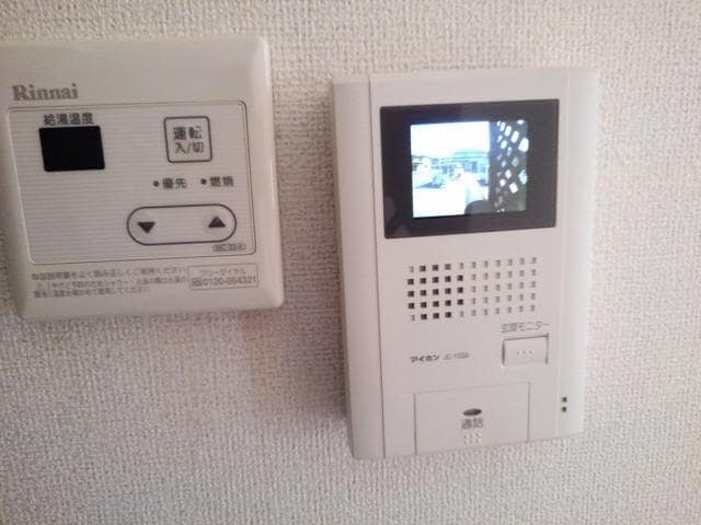 ガーデンロイヤル カトレア館 02020号室のセキュリティ