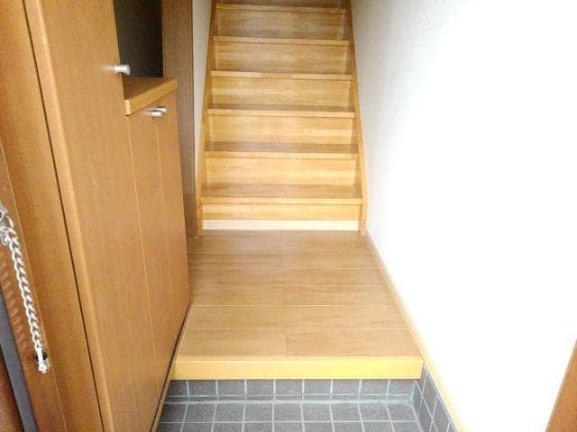 ガーデンロイヤル カトレア館 02020号室の玄関
