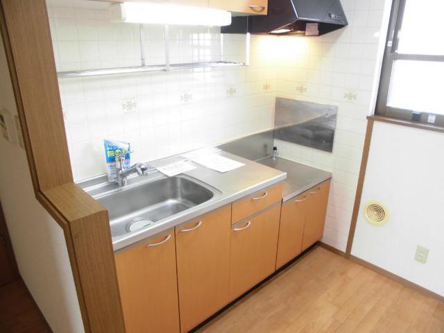 アネックス 02010号室のキッチン