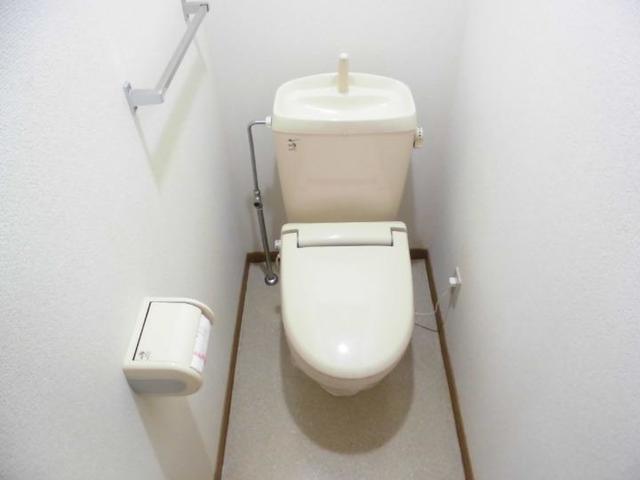 アネックス 02010号室のトイレ