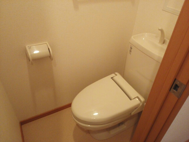 ステラ・ランド 307号室のトイレ