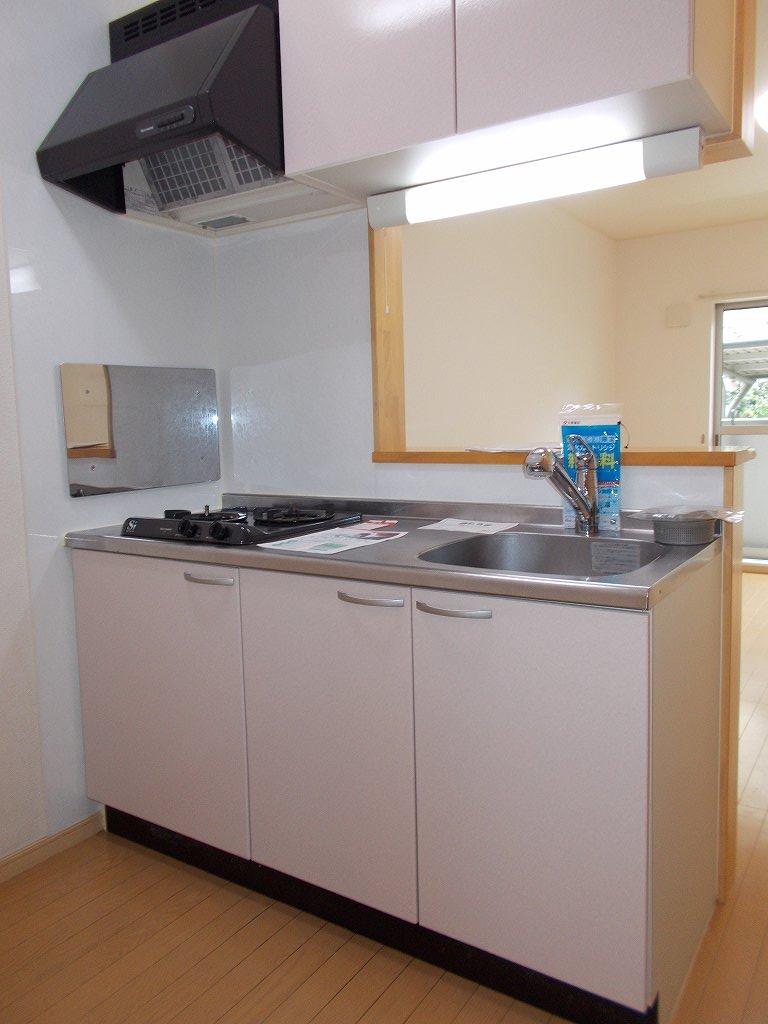 ベル・エトワレ 102号室のキッチン