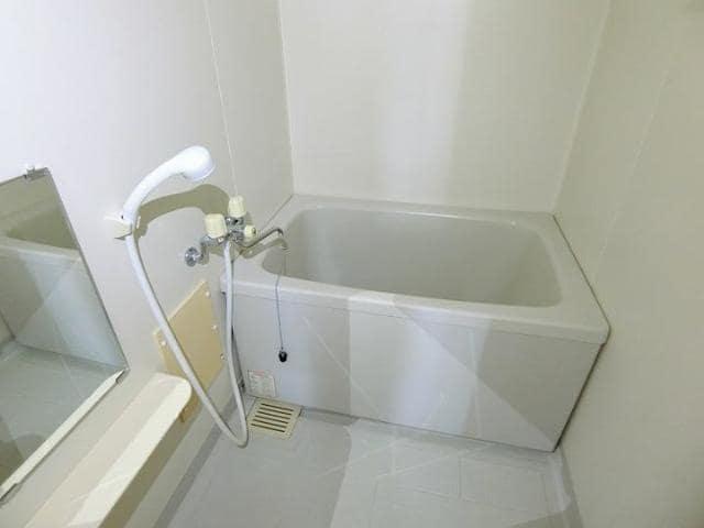 ドリーミー山中D 02010号室の風呂