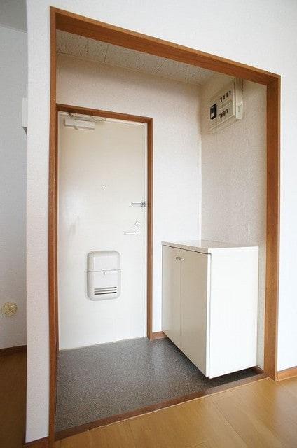 ガーデンヒルズⅡ 02040号室の収納