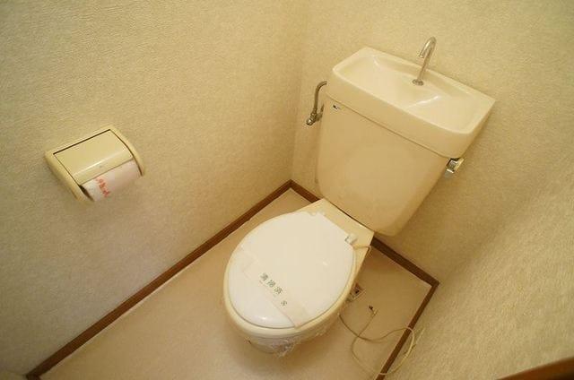 ガーデンヒルズⅡ 02040号室の風呂