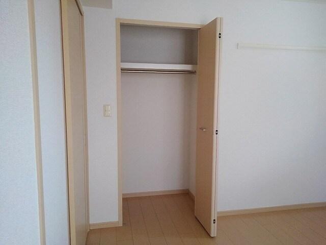 リオーネ(Rione) 102号室の収納