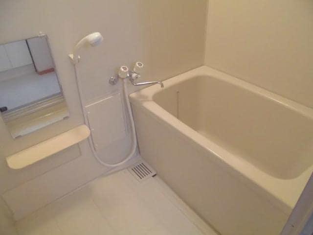 ヴィラ松前台B 01030号室の風呂