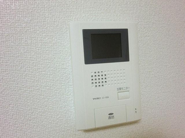 カレント・レジデンス 01040号室のセキュリティ