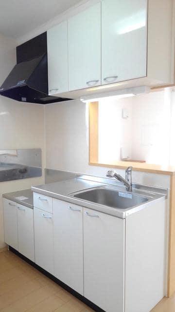 フラワーガーデン 02040号室のキッチン