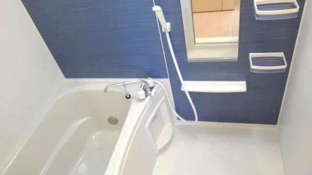 フラワーガーデン 02040号室の風呂