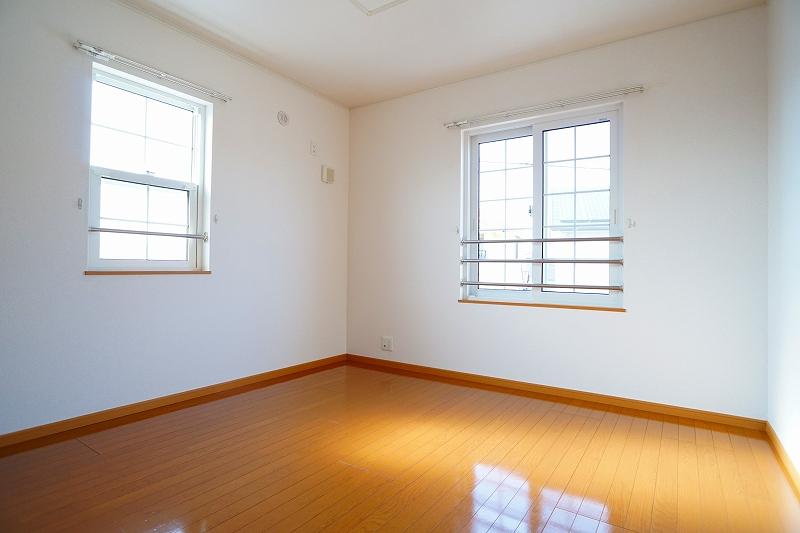 フィオーレ・アロッジオⅠ 02010号室のベッドルーム