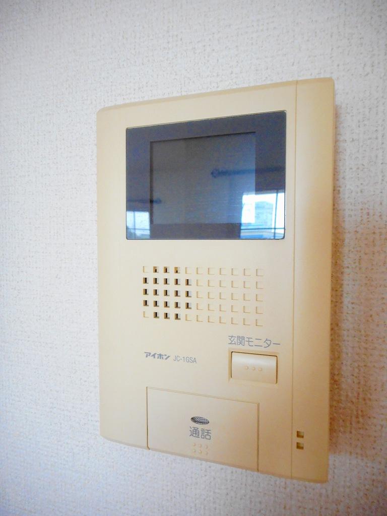 フィオーレ・アロッジオⅠ 02010号室のセキュリティ