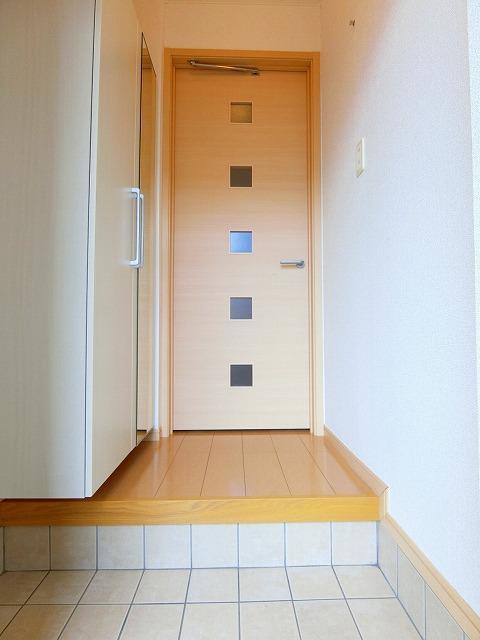 スウィ-ト コテ-ジⅠ 01030号室のバルコニー