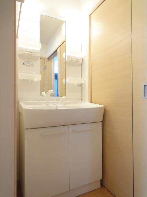 コンフォートテラス 02020号室の洗面所