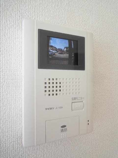 コンフォートテラス 02020号室のセキュリティ