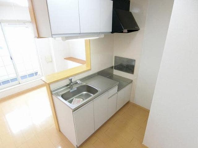 メテオ 02010号室のキッチン