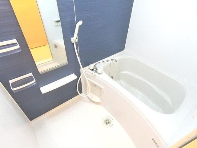 メテオ 02010号室の風呂