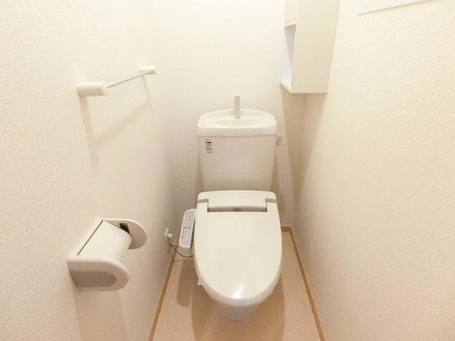 メテオ 02010号室のトイレ
