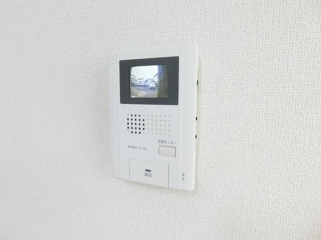 メテオ 02010号室のセキュリティ