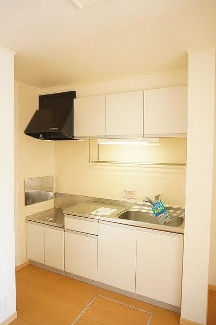 サンライズガーデンB 01020号室のキッチン