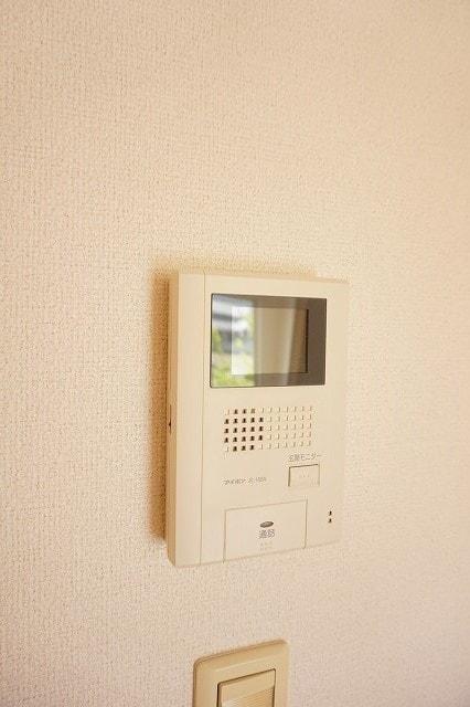 サンライズガーデンB 01020号室のセキュリティ
