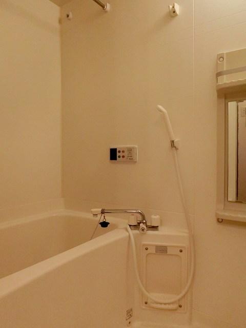ツインコート B 01010号室の風呂