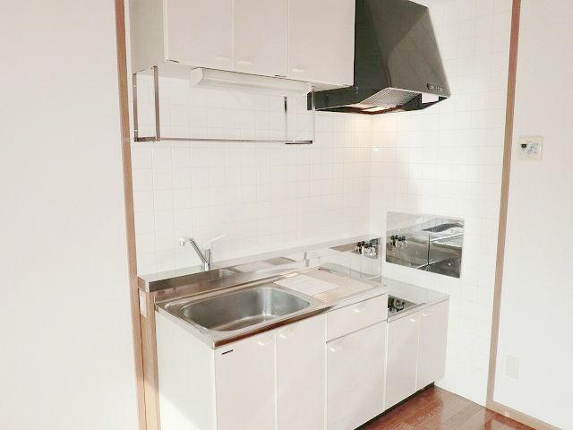 田端ハウス 01030号室のキッチン