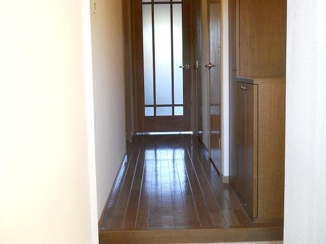 田端ハウス 01030号室の玄関