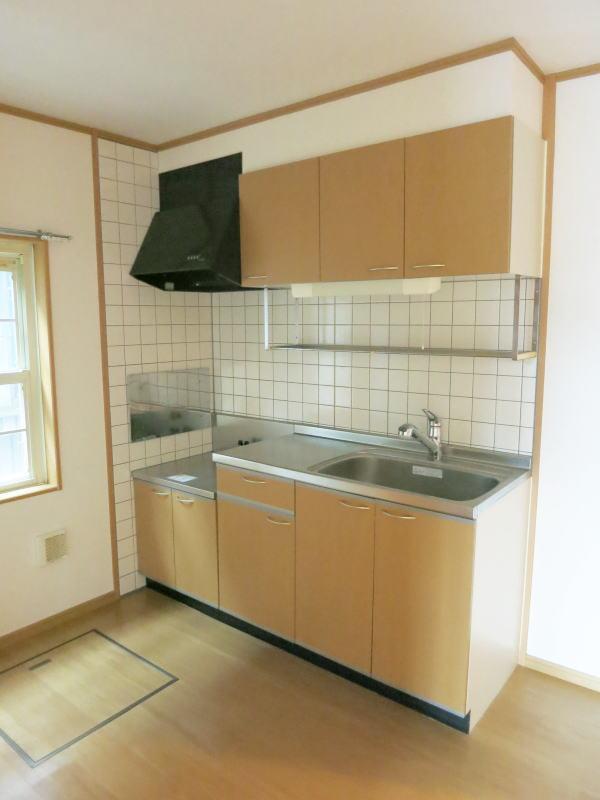 メゾン ラフィーネⅠ番館 101号室のキッチン