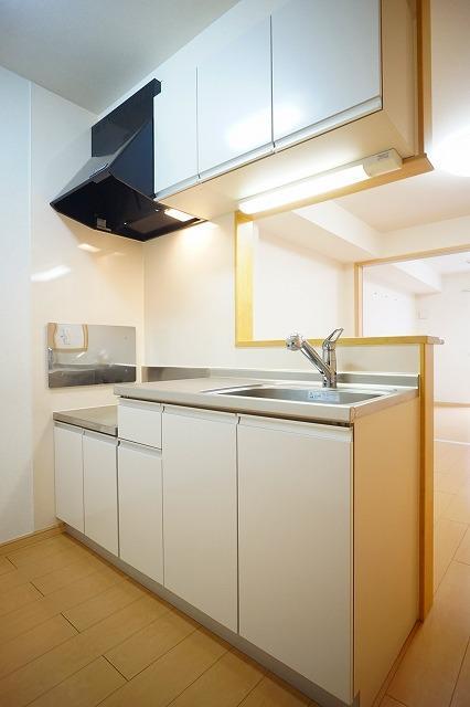 イ-ストピ-ス 01030号室のキッチン